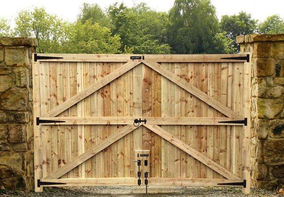 Installation Gate 2